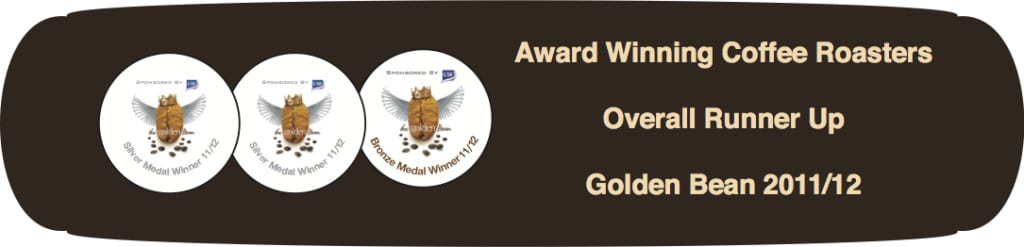 Silipo Coffee Award Winning