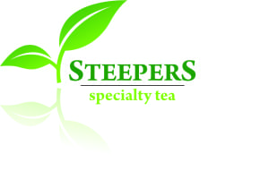 Steepers Specialty Tea Logo