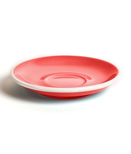 145 Saucer Red