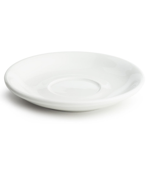 145 Saucer White