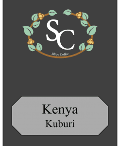 Kenya Kuburi Single Origin
