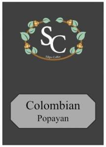 Colombian Single Origin Coffee