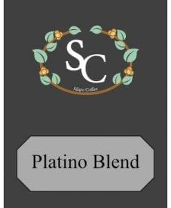 Platino Coffee Blend