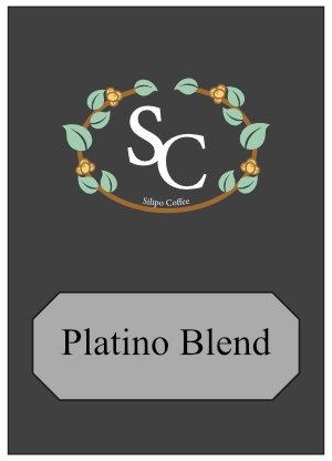 Platino Label 1kg Black