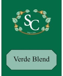 Verde Coffee Blend