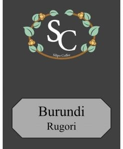 Burundi Rugori Single Origin