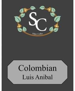 Colombian Luis Anibal Single Origin