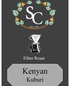 Kenya Kuburi Filter Coffee